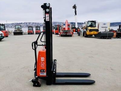 Xe nâng tay bán tự động 1.5 tấn CBS15J