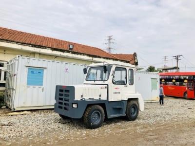 Xe kéo hàng 3.5 tấn Trung Quốc
