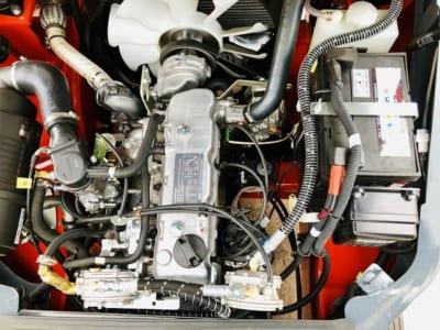Xe nâng chạy ga 2.5 tấn Heli CQYD25