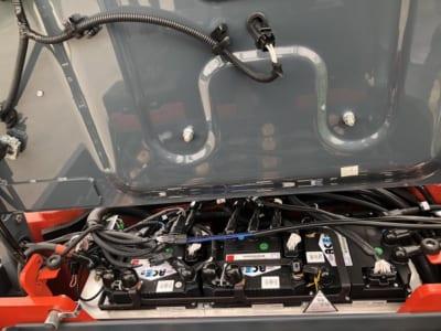 Xe nâng điện 3 bánh Heli