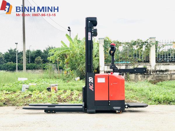 Xe nâng điện đứng lái 1.6 tấn, 2 tấn model CDD20-D930
