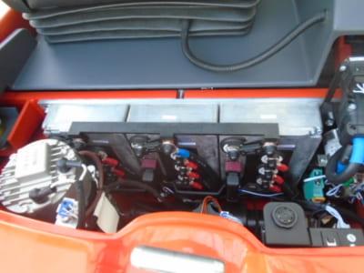 Bộ điều khiển EDS xe nâng điện Jungheinrich