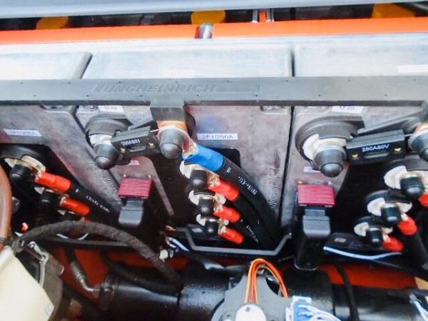 Bộ điều khiển xe nâng điện Jungheinrich