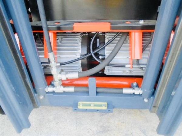 Động cơ di chuyển xe nâng điện Jungheinrich