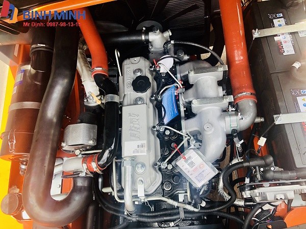 Động cơ FAW-XINCHAI 4DX24