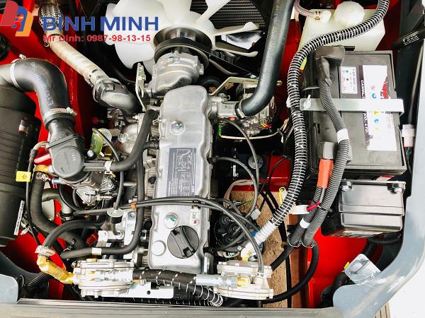 Động cơ xăng GCT K21