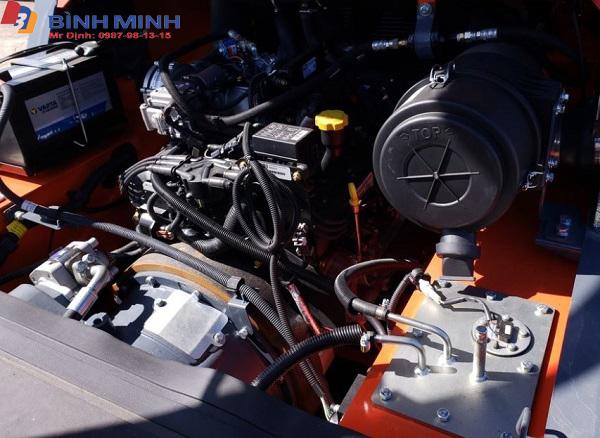 Động cơ xăng NISSAN GM4.3-V6