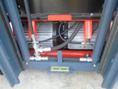 Motor AC xe nâng điện Jungheinrich 4 bánh