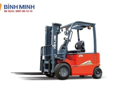 Xe nâng điện Heli 2 tấn G series