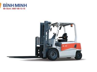 Xe nâng điện Heli 5 tấn G3 series