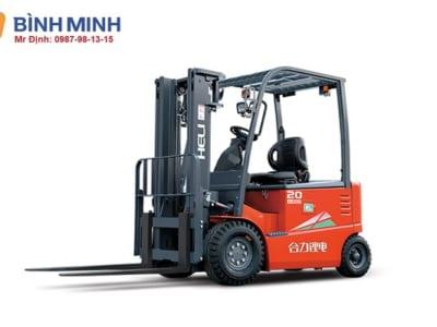 Xe nâng điện Lithium 2.5 tấn CPD25-GB2Li