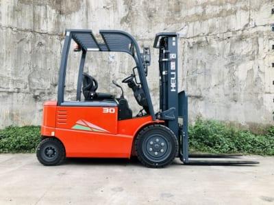 Xe nâng điện ngồi lái 3 tấn CPD30-GC1