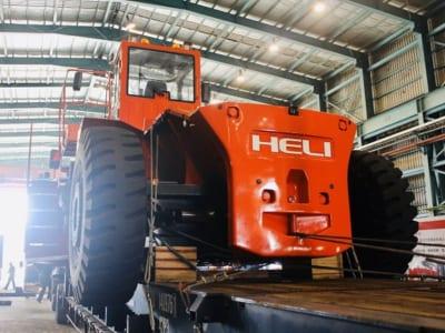 Xe nâng hàng 46 tấn CPCD460 -VD-12III