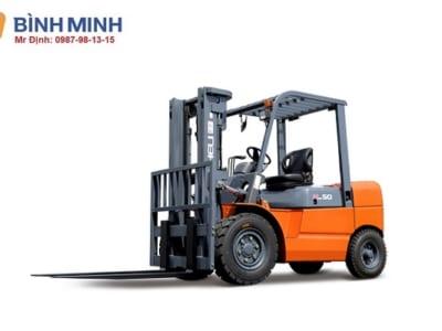 Xe nâng Heli 5 tấn H series CPCD50-WX5