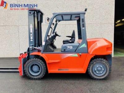 Xe nâng Heli 7 tấn G series