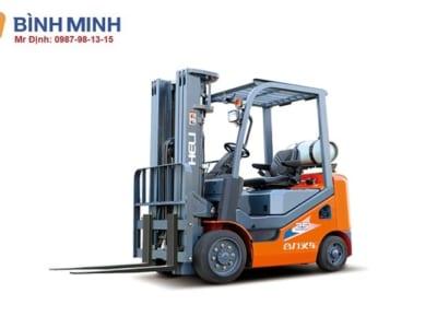 Xe nâng xăng 2.5 tấn H3 series