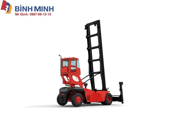 Xếp Container 25 Tấn