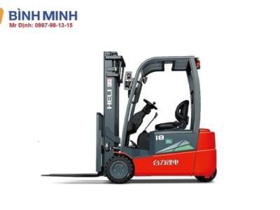 Xe nâng điện ba bánh Lithium 1.5 tấn, 2 tấn
