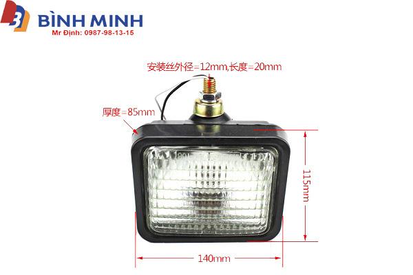 Đèn Pha H3 12V