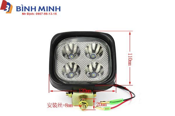 Đèn Pha LED Z8600-12WD