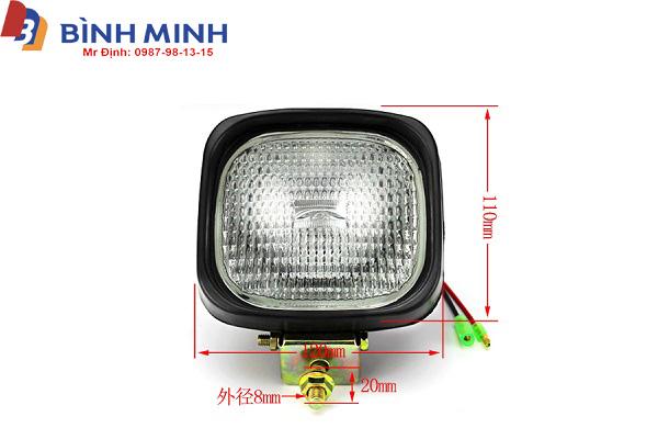 Đèn Pha Z8600-12WD